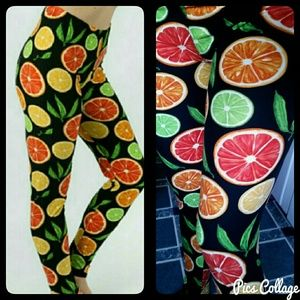 MOVING SALE! Citrus Leggings